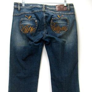 a90215527b343 Apple Bottoms Jeans - Apple Bottom - Jeans - Size 9 10 Women s